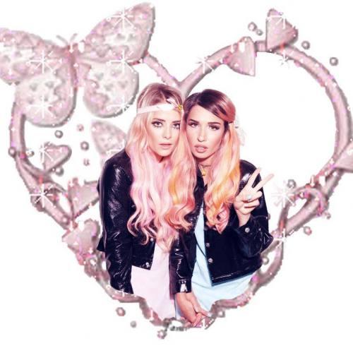 Rebecca & Fiona Logo