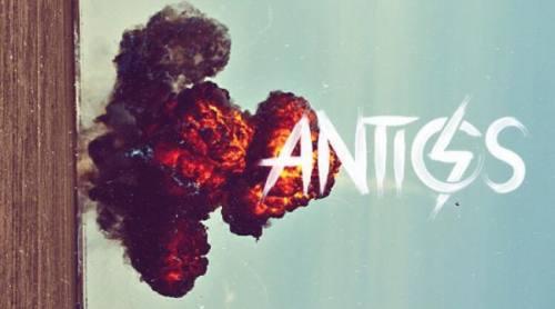 Antics Logo