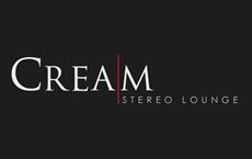 Cream Stereo Lounge Logo