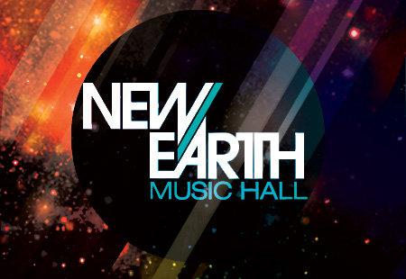 New Earth Music Hall Logo