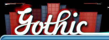 The Gothic Theatre Logo