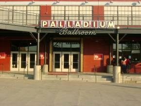 The Palladium Ballroom - Dallas Logo