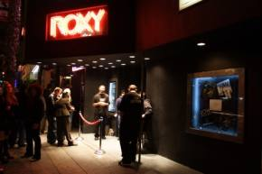 The Roxy Theatre - West Hollywood Logo