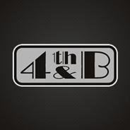 4th & B Logo