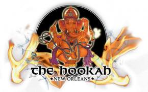 The Hookah - New Orleans Logo