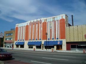 Majestic Theatre - Detroit Logo