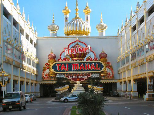 Trump Taj Mahal. likes. WELCOME TO TRUMP TAJ MAHAL HOTEL CASINO! A world of pleasure and excitement awaits you/5(24).