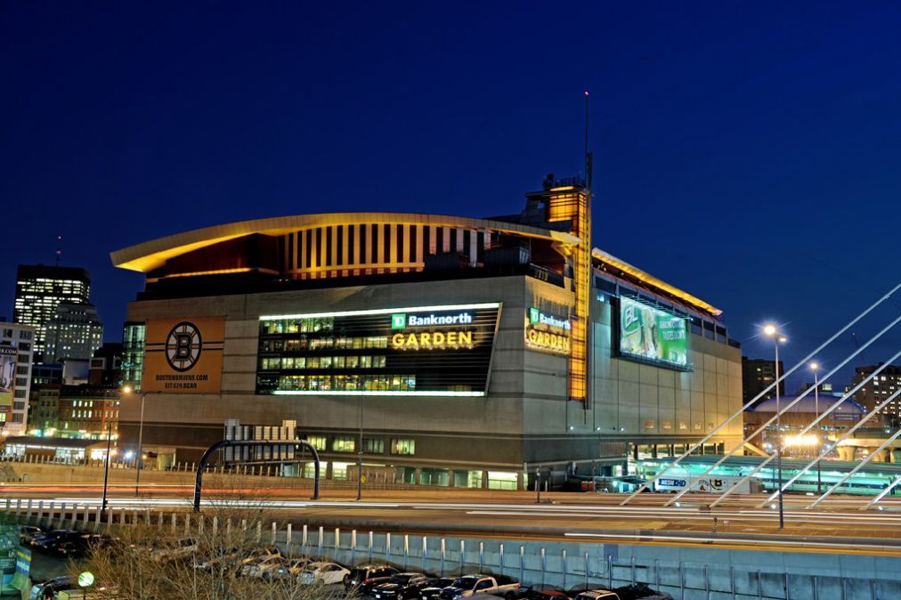 TD Garden Events Calendar and Tickets