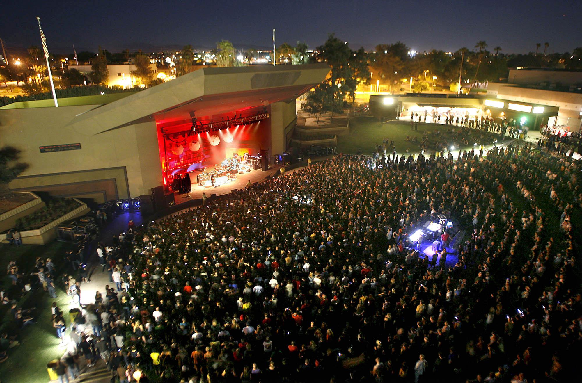 Mesa Amphitheatre Events Calendar And Tickets