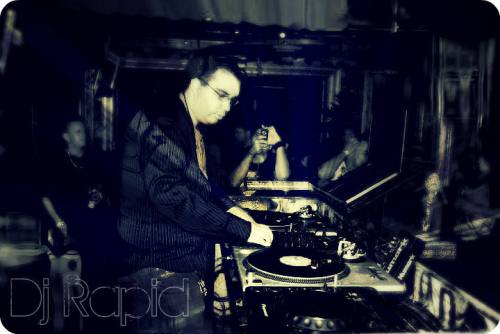DJ Rapid Logo