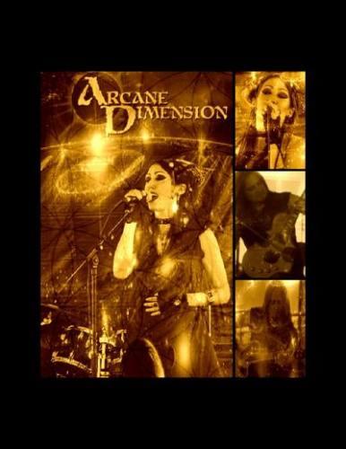 Arcane Dimension Logo