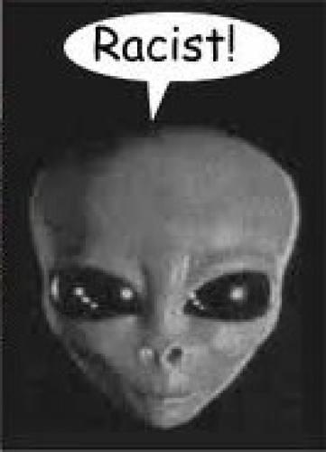 Space Racist Logo