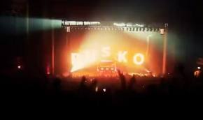 Rusko New Year's Eve 2012 Teaser Video