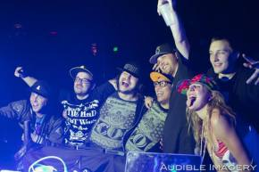 Pretty Lights Music Tour Photo Slideshow / Cervantes (Denver, CO) 11.23.11