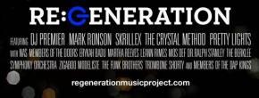 RE:GENERATION Live Stream with DJ Premier, Skrillex, The Crystal Method, Erykah Badu