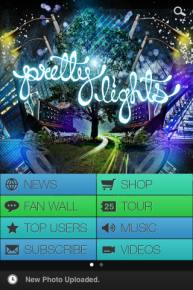 Pretty Lights iPhone App - Download for Free
