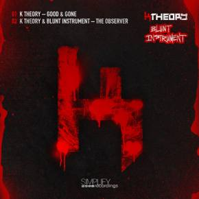 "K Theory & Blunt Instrument – ""Good & Gone / The Observer"" Review"