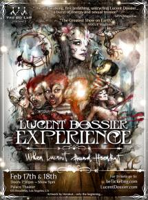 Free Tickets to Tonights Lucient Dossier Experience X Herakut event
