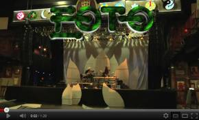 Preview the EOTO 3D Lotus Flower Light Show