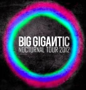 Big Gigantic & Paper Diamond Review / Mr. Smalls (Pittsburgh, PA) / 02.22.12