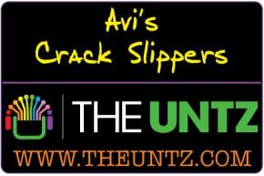 Avi's Crack Slippers (#3)