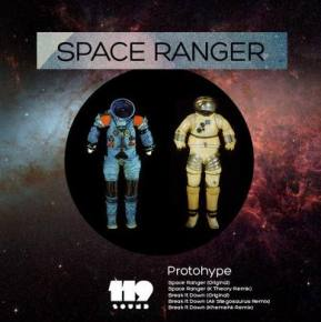 Protohype: Space Ranger EP Review