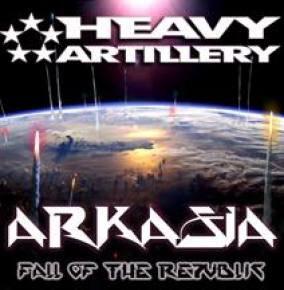 Arkasia: Fall Of The Republic EP Review