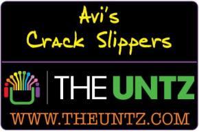 Avi's Crack Slippers (#5)