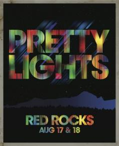 Pretty Lights returns to Red Rocks Amphitheatre for Two Nights (8/17-8/18)