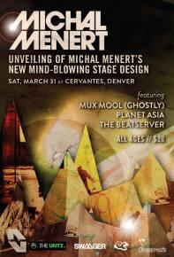Michal Menert to Unveil New Stage Design Saturday in Denver