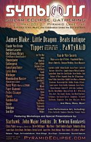 Full Lineup for Symbiosis Gathering 2012 Announced