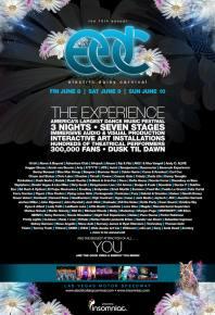 EDC Las Vegas 2012 Lineup