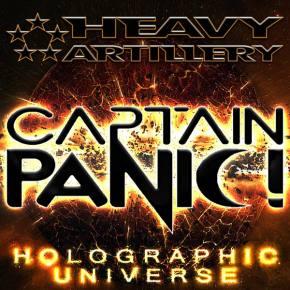 Captain Panic! - Holographic Universe Review