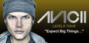 Avicii North American LE7ELS Tour + Ticket Giveaway