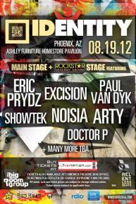 IDentity Festival - Phoenix, AZ Preview (Limited $25 Tickets)