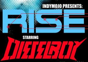Dieselboy returns to Indy for RISE