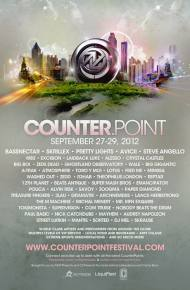 CounterPoint Music Festival Announces Lineup