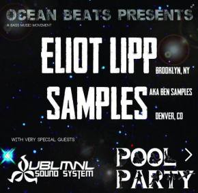 Ocean Beats: Eliot Lipp & Samples / The Central Social Aid & Pleasure Club (Santa Monica, CA) / 05.05.12