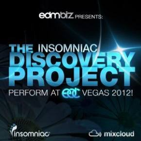 The Insomniac Discovery Project: Perform at EDC Las Vegas 2012