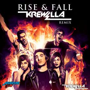 Adventure Club ft. Krewella - Rise & Fall (Krewella Remix)