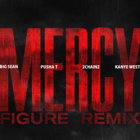 Kanye West - Mercy (Figure Remix)