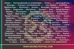Orbital & The Cannabinoids Feat. Erykah Badu to Headline Seattle's 2012 Decibel Festival