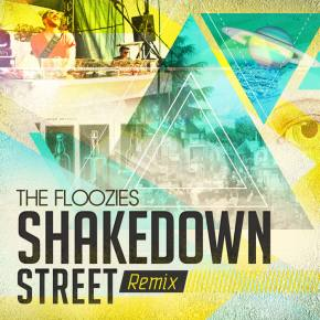 The Grateful Dead - Shakedown Street (The Floozies Remix)