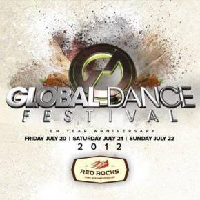 Global Dance Festival 2012: 10 Year Anniversary