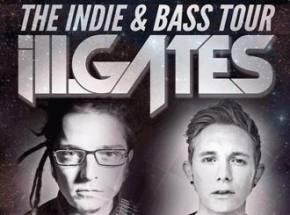 The Untz Indie 'n' Bass Tour: ill.Gates + R/D