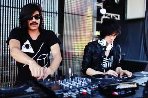 "Midnight Conspiracy signs to Ultra Records & debuts ""The Eye"" Remix EP"