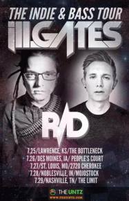 Win Tickets to The Untz Presents Indie & Bass: Featuring ill.Gates & R/D