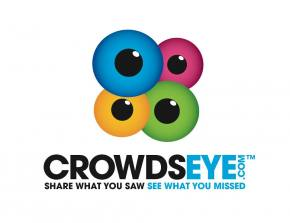 CrowdsEye: Share What You Saw, See What You Missed