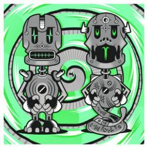 Nasty Ways (Eprom / Boreta) release Cyber Snake & Skrakken