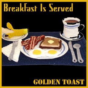 DJ Toast / Golden Toast: Breakfast Is Served EP Review